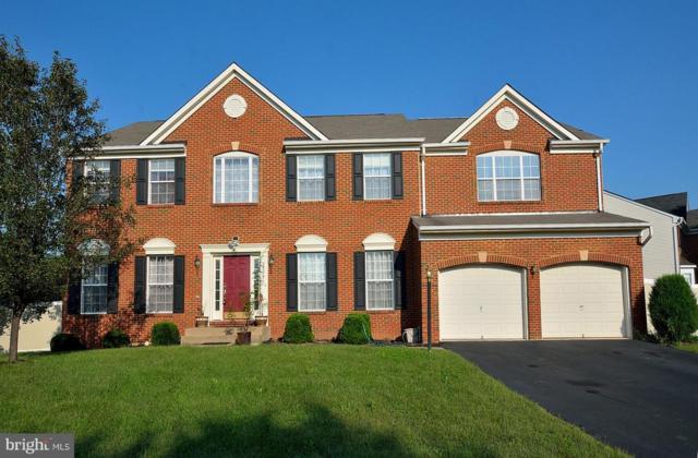 8584 Daltons Grove Way, BRISTOW, VA 20136 (#VAPW322252) :: RE/MAX Cornerstone Realty
