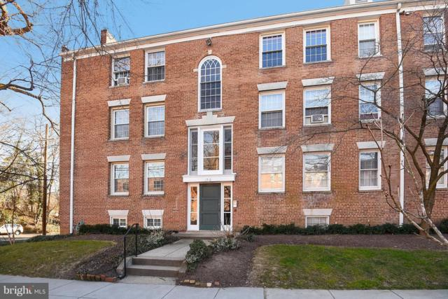 2712 Ordway Street NW #1, WASHINGTON, DC 20008 (#DCDC309508) :: Circadian Realty Group