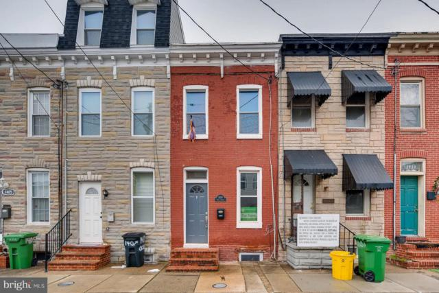 1409 Olive Street, BALTIMORE, MD 21230 (#MDBA304520) :: The Sebeck Team of RE/MAX Preferred