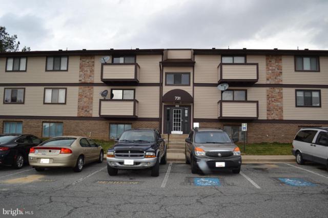 731 Heather Ridge Drive 17F, FREDERICK, MD 21702 (#MDFR191118) :: Jim Bass Group of Real Estate Teams, LLC