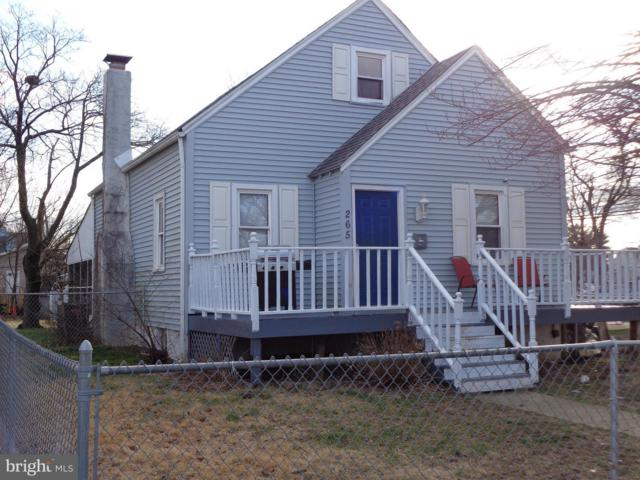 265 Nassau Avenue, PAULSBORO, NJ 08066 (#NJGL178012) :: The John Wuertz Team