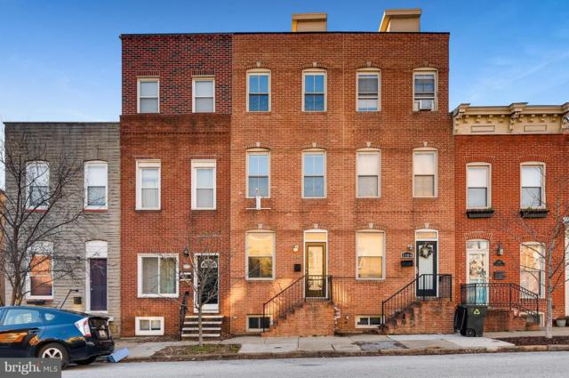 1106 S East Avenue, BALTIMORE, MD 21224 (#MDBA304584) :: Blue Key Real Estate Sales Team