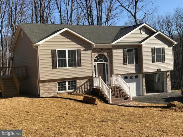 1101 Poplar Trail, WINCHESTER, VA 22602 (#VAFV127784) :: Blue Key Real Estate Sales Team