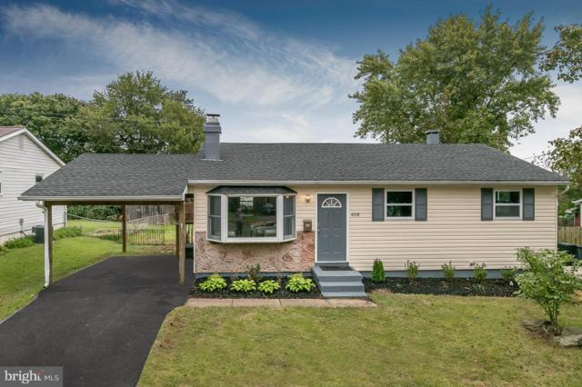 408 Old Line Avenue, LAUREL, MD 20724 (#MDAA302862) :: The Sky Group