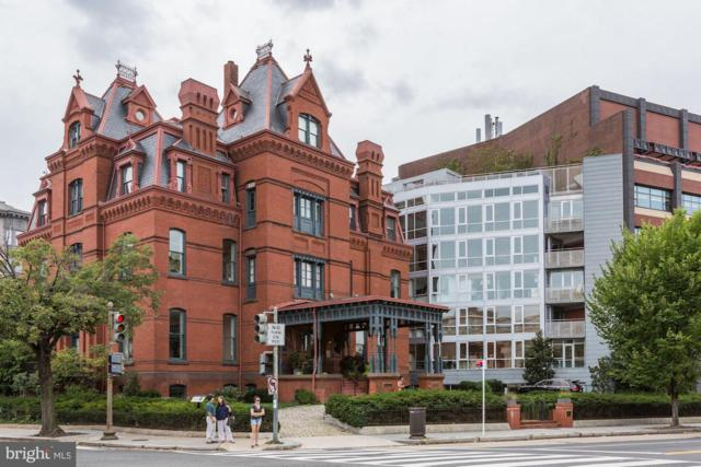2002 Massachusetts Avenue NW Penthouse 4, WASHINGTON, DC 20036 (#DCDC309614) :: Crossman & Co. Real Estate