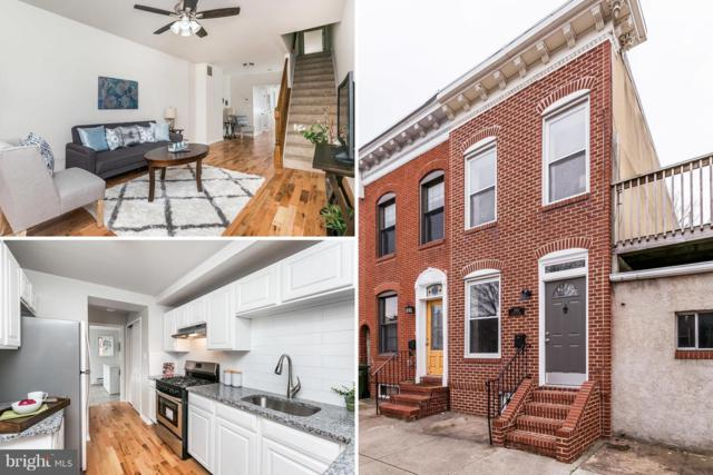 2401 Foster Avenue, BALTIMORE, MD 21224 (#MDBA304650) :: The France Group