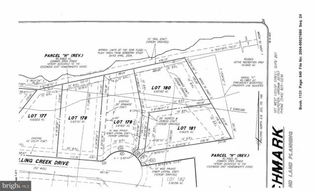Falling Creek Drive Lot 180, BEALETON, VA 22712 (#VAFQ133492) :: Advance Realty Bel Air, Inc