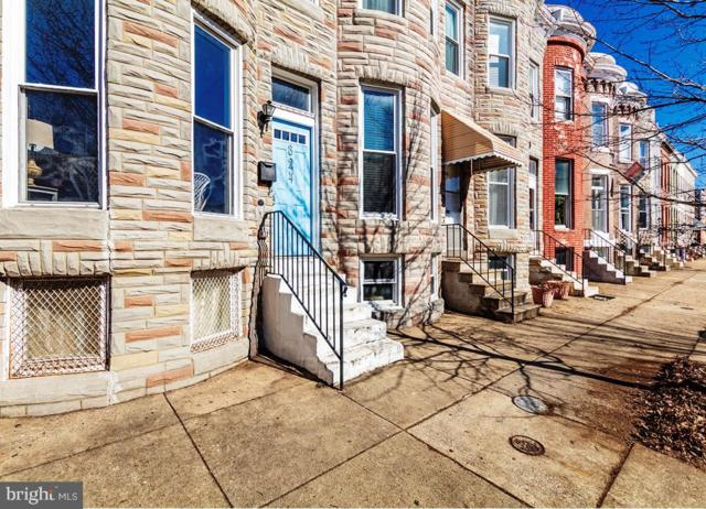 824 W 35TH Street, BALTIMORE, MD 21211 (#MDBA304688) :: The Dailey Group