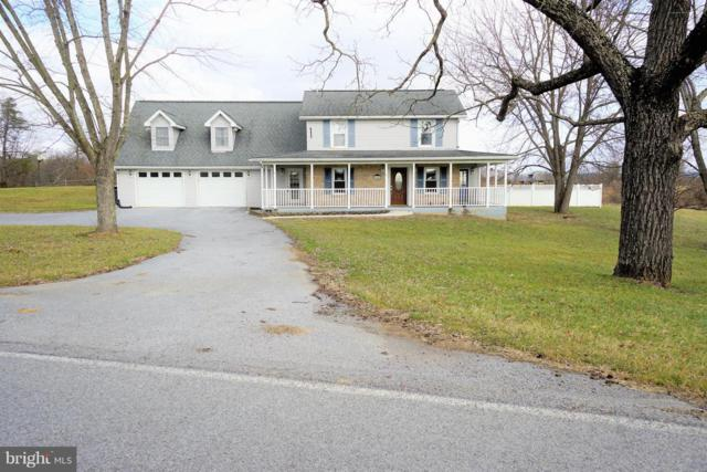 14607 Bain Road, HANCOCK, MD 21750 (#MDWA136736) :: Wes Peters Group Of Keller Williams Realty Centre