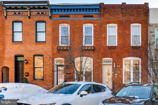 3211 Foster Avenue, BALTIMORE, MD 21224 (#MDBA304716) :: The France Group
