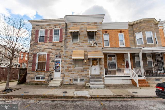 1203 Cleveland Street, BALTIMORE, MD 21230 (#MDBA304732) :: Labrador Real Estate Team