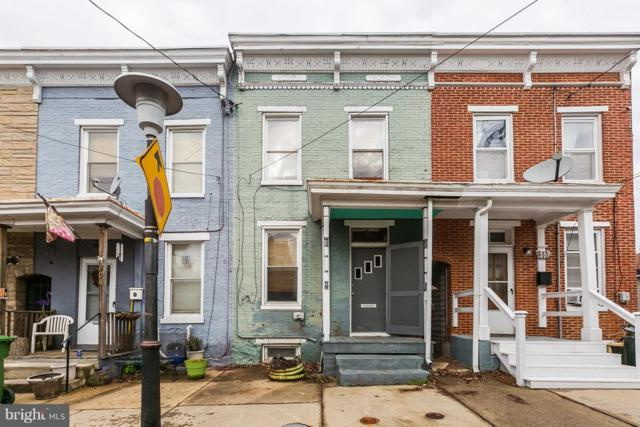 802 Berry Street, BALTIMORE, MD 21211 (#MDBA304774) :: ExecuHome Realty