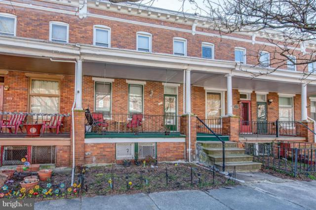 611 E 37TH Street, BALTIMORE, MD 21218 (#MDBA304792) :: ExecuHome Realty