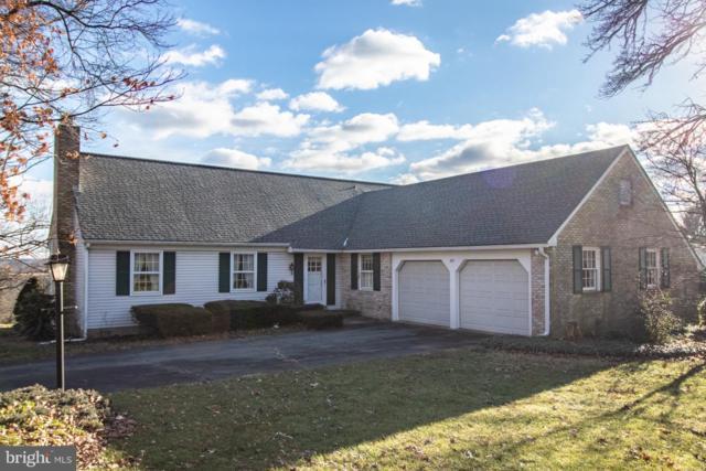 821 Poplar Street, PERKASIE, PA 18944 (#PABU307994) :: Jason Freeby Group at Keller Williams Real Estate