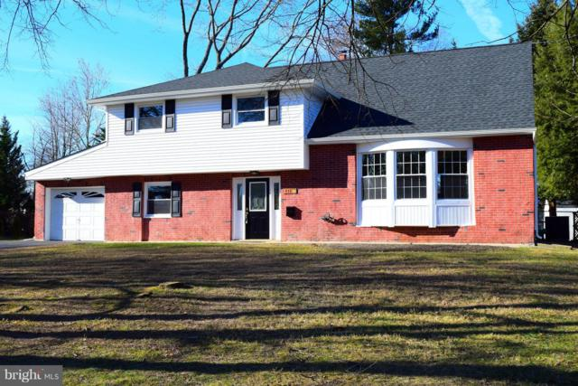115 Monticello Drive, CINNAMINSON, NJ 08077 (#NJBL246068) :: The John Wuertz Team