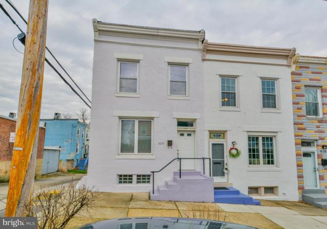 922 W 38TH Street, BALTIMORE, MD 21211 (#MDBA304804) :: The Sebeck Team of RE/MAX Preferred