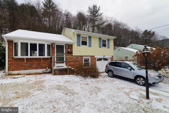 170 Anderson Street, POTTSVILLE, PA 17901 (#PASK115834) :: The Heather Neidlinger Team With Berkshire Hathaway HomeServices Homesale Realty