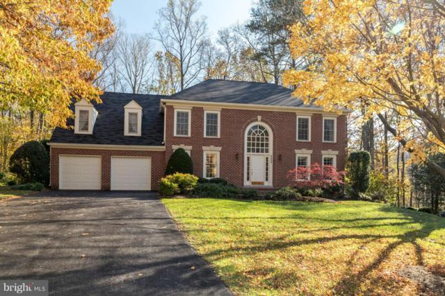 9909 Shady Slope Court, FAIRFAX STATION, VA 22039 (#VAFX747020) :: AJ Team Realty