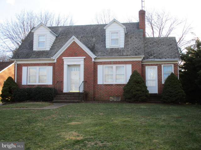 1607 W King Street W, MARTINSBURG, WV 25401 (#WVBE134424) :: Blue Key Real Estate Sales Team