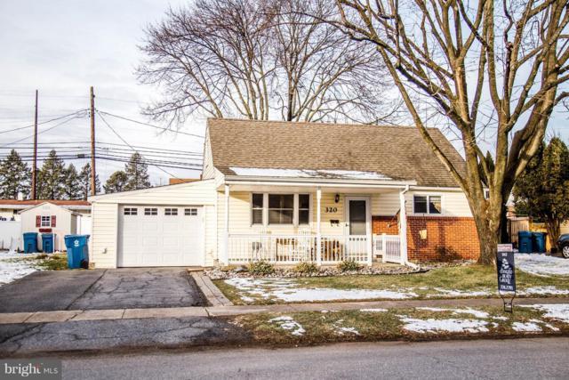 320 Charles Road, MECHANICSBURG, PA 17050 (#PACB106238) :: Benchmark Real Estate Team of KW Keystone Realty
