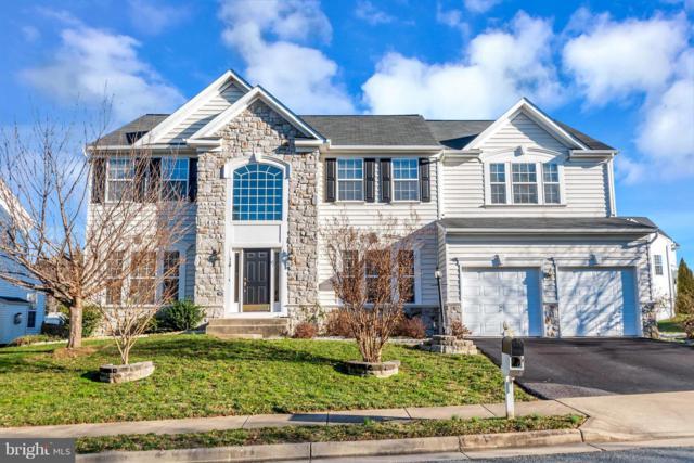 110 Hunton Drive, FREDERICKSBURG, VA 22405 (#VAST165962) :: Erik Hoferer & Associates