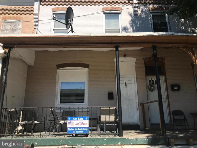 207 N Harrison Street, WILMINGTON, DE 19805 (#DENC317680) :: Keller Williams Realty - Matt Fetick Team