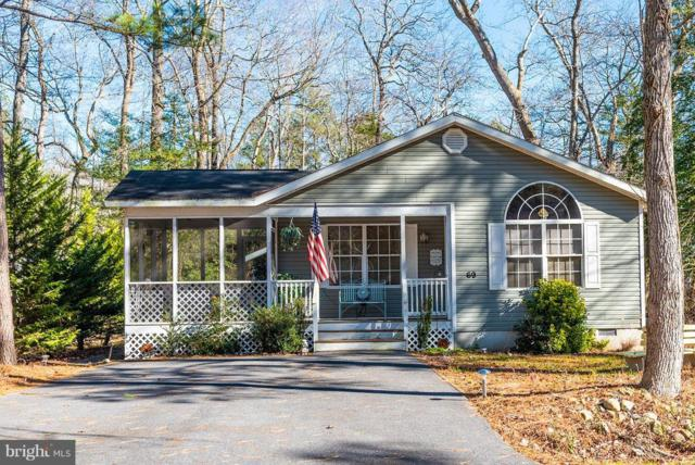 69 Tail Of The Fox Drive, OCEAN PINES, MD 21811 (#MDWO102194) :: Shamrock Realty Group, Inc