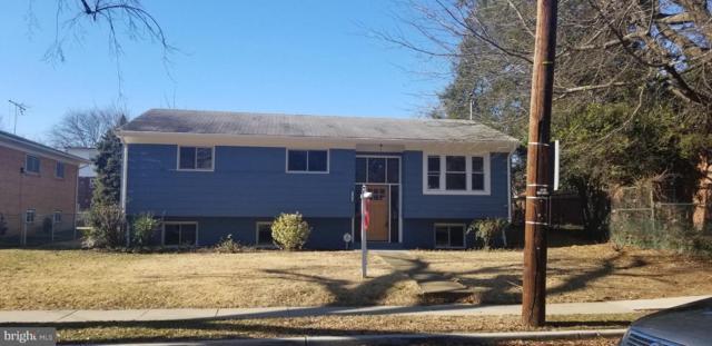 130 49TH Street NE, WASHINGTON, DC 20019 (#DCDC309894) :: Stello Homes
