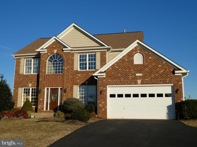14309 S Hall Court, CULPEPER, VA 22701 (#VACU119970) :: The Gus Anthony Team