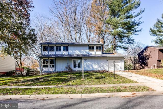 5715 Old Buggy Court, COLUMBIA, MD 21045 (#MDHW209462) :: The Sky Group
