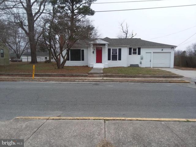 602 Elm Street, LAUREL, DE 19956 (#DESU129220) :: RE/MAX Coast and Country