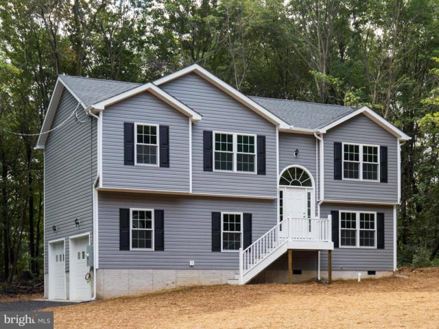 Lot 26 Cochise Trail, WINCHESTER, VA 22602 (#VAFV127832) :: Blue Key Real Estate Sales Team