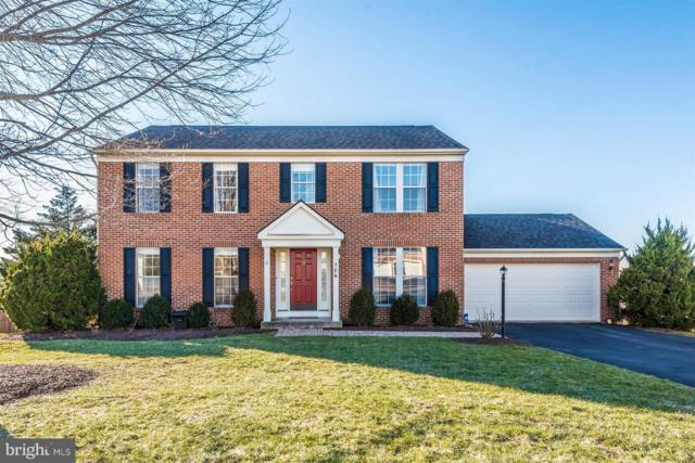 106 Ivy Hill Drive, MIDDLETOWN, MD 21769 (#MDFR191268) :: The Maryland Group of Long & Foster
