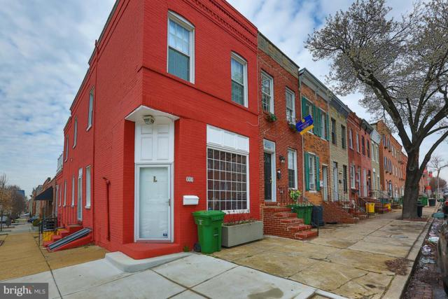 842 S Kenwood Avenue, BALTIMORE, MD 21224 (#MDBA305144) :: The France Group