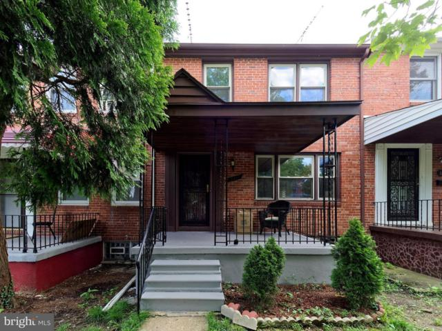 3211 Yosemite Avenue, BALTIMORE, MD 21215 (#MDBA305170) :: ExecuHome Realty
