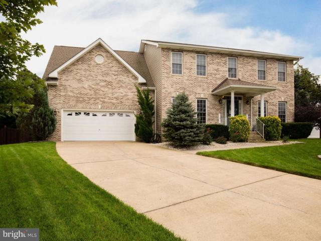 126 Van Gogh Terrace, WINCHESTER, VA 22602 (#VAFV127850) :: Labrador Real Estate Team