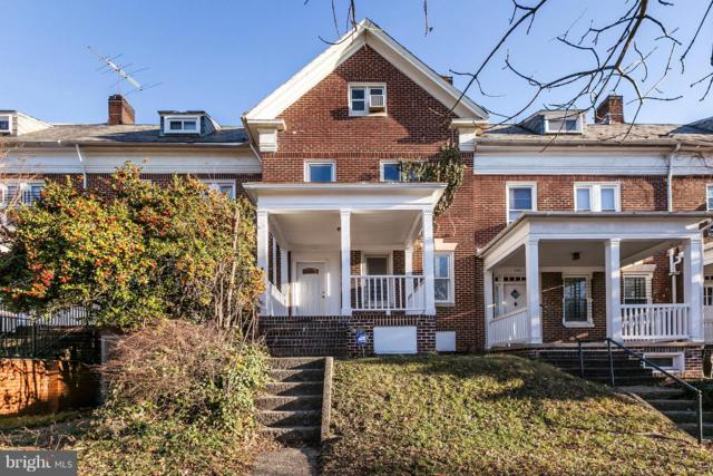 340 E University Parkway, BALTIMORE, MD 21218 (#MDBA305182) :: The Gus Anthony Team