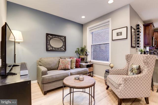1030 Fairmont Street NW #101, WASHINGTON, DC 20001 (#DCDC310104) :: Remax Preferred | Scott Kompa Group