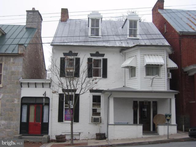 124 & 126 German Street W, SHEPHERDSTOWN, WV 25443 (#WVJF119470) :: Pearson Smith Realty