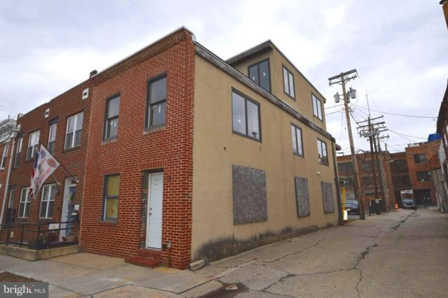 34 W West Street W, BALTIMORE, MD 21230 (#MDBA305200) :: The Kenita Tang Team