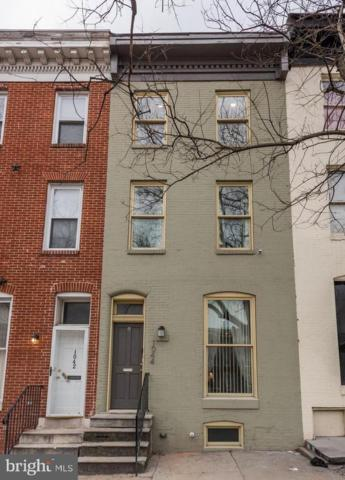 1044 Broadway Street N, BALTIMORE, MD 21205 (#MDBA305202) :: The France Group