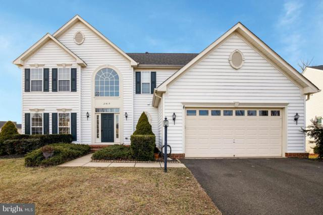 2417 Trimaran Way, WOODBRIDGE, VA 22191 (#VAPW322638) :: The Bob & Ronna Group