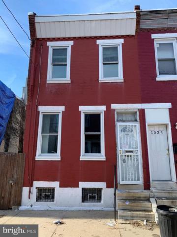 1536 S Capitol Street, PHILADELPHIA, PA 19146 (#PAPH511296) :: Jason Freeby Group at Keller Williams Real Estate