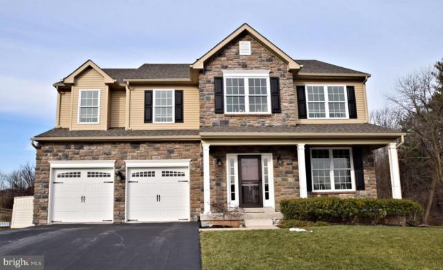 96 Oak Creek Drive, ROYERSFORD, PA 19468 (#PAMC374522) :: Colgan Real Estate