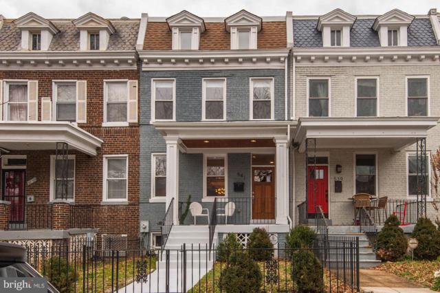 541 Shepherd Street NW, WASHINGTON, DC 20011 (#DCDC310232) :: The Sebeck Team of RE/MAX Preferred