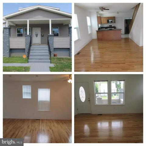 3804 Penhurst Avenue, BALTIMORE, MD 21215 (#MDBA305262) :: The Speicher Group of Long & Foster Real Estate