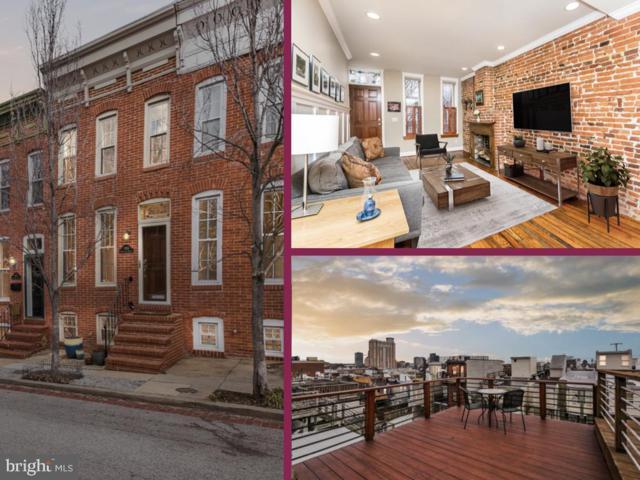 1453 Covington Street, BALTIMORE, MD 21230 (#MDBA305266) :: Blue Key Real Estate Sales Team