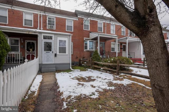 3583 Benzinger Road, BALTIMORE, MD 21229 (#MDBA305312) :: ExecuHome Realty