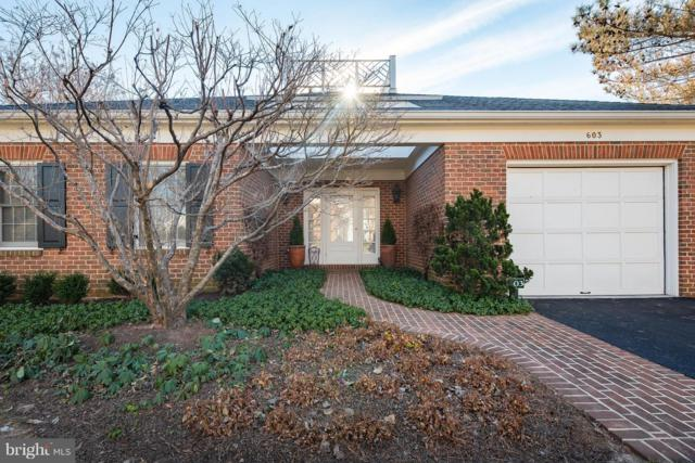 603 Brightwood Club Drive, LUTHERVILLE TIMONIUM, MD 21093 (#MDBC332622) :: The MD Home Team