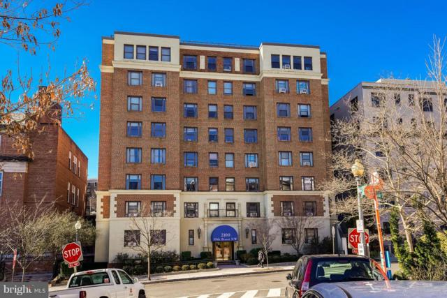 2100 19TH Street NW #201, WASHINGTON, DC 20009 (#DCDC310320) :: Circadian Realty Group